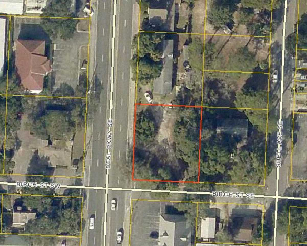 Map Of Fort Walton Beach Florida.Tbd Beal Parkway Fort Walton Beach Fl 32548 Mls 806452