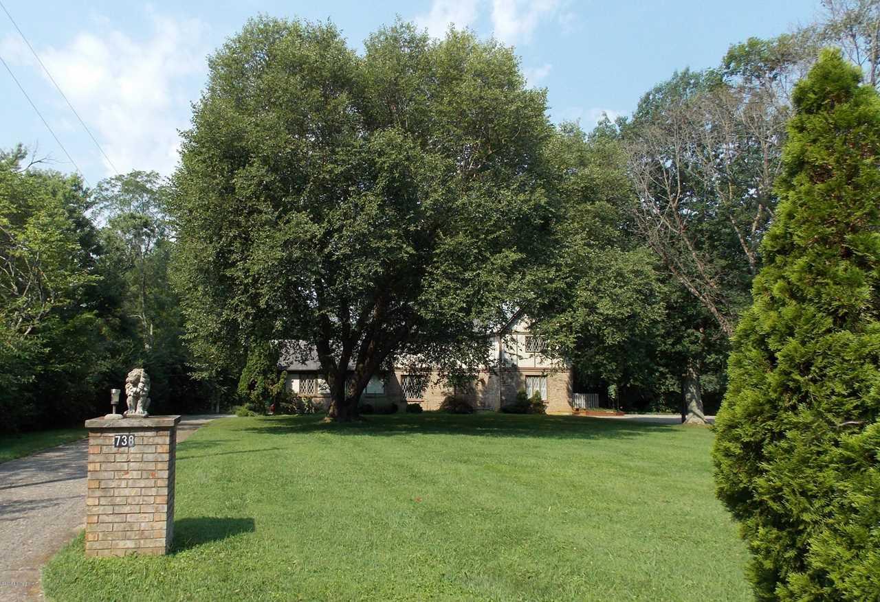 738 Old Harrods Creek Rd Louisville, KY 40223 | MLS 1511603 Photo 1