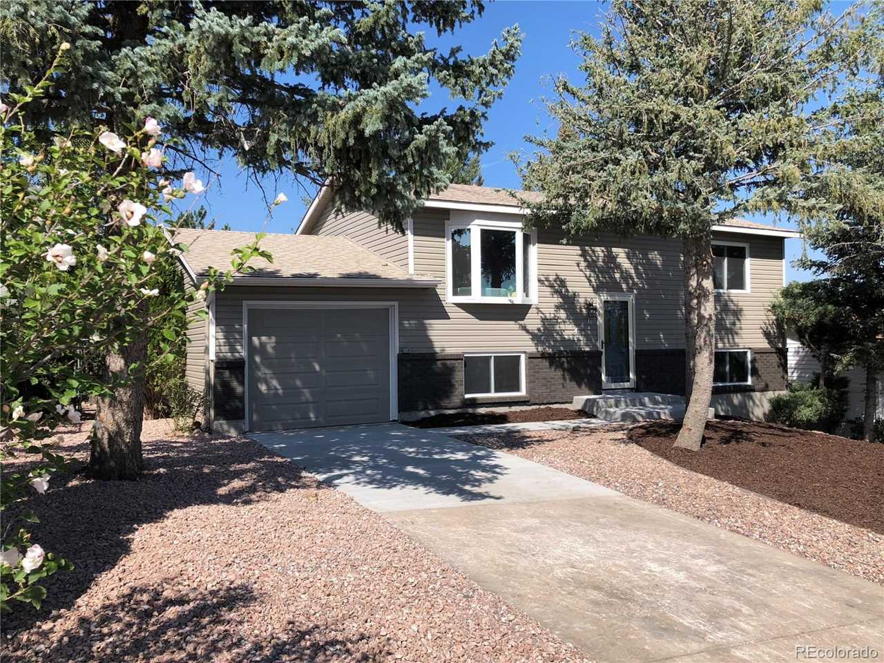 4412 South Chamberlin Colorado Springs Co 80906 Mls 5334055