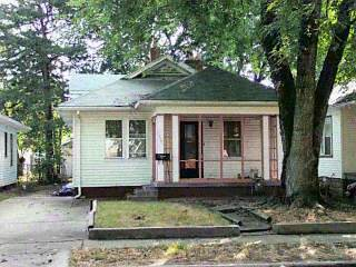 1554 S LINWOOD Avenue Evansville, IN 47713 | MLS 201841634 Photo 1