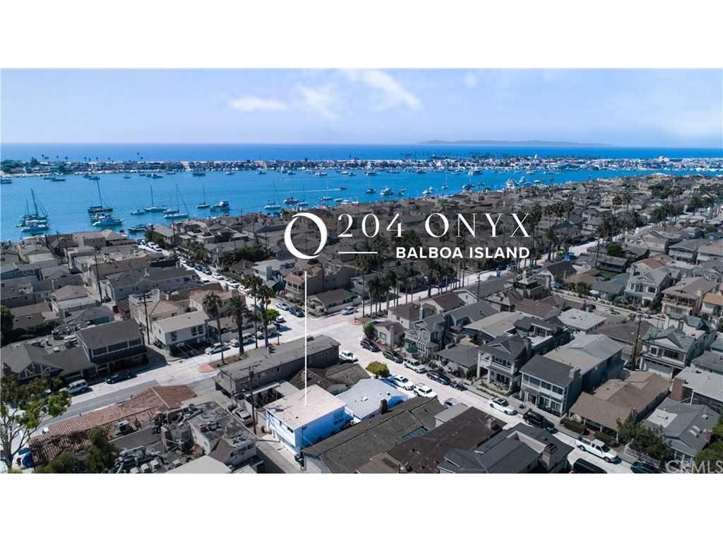 204 Onyx Avenue Newport Beach Ca 92662 Balboa Island Main Balm Homes