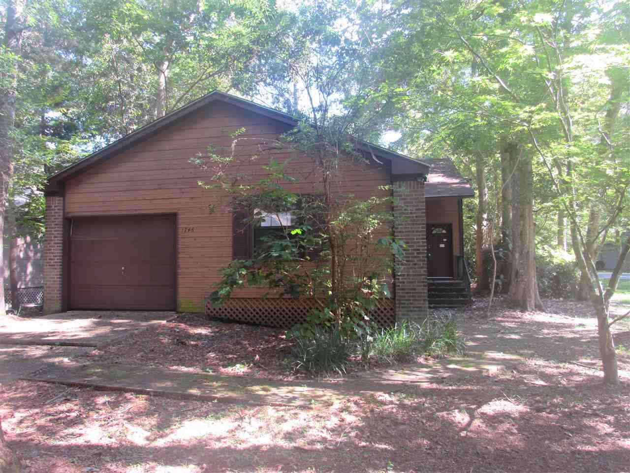1746 Silverwood Drive Tallahassee, FL 32301 in Blairstone Forest Photo 1