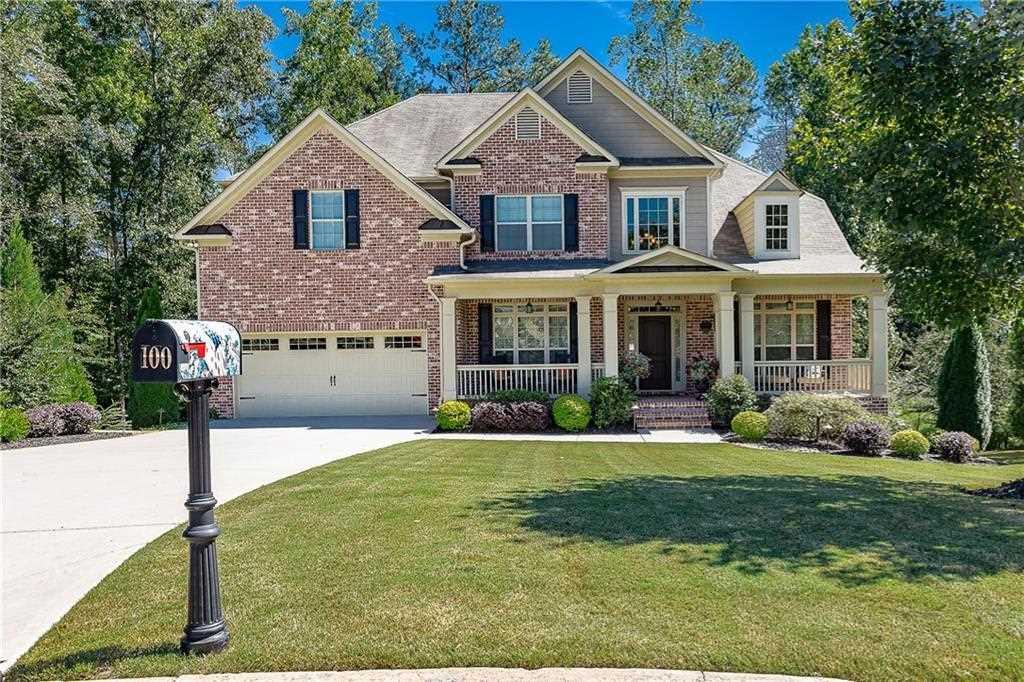 100 Cox Farm Rd Nw Marietta Ga 30064 Premier Atlanta Real Estate