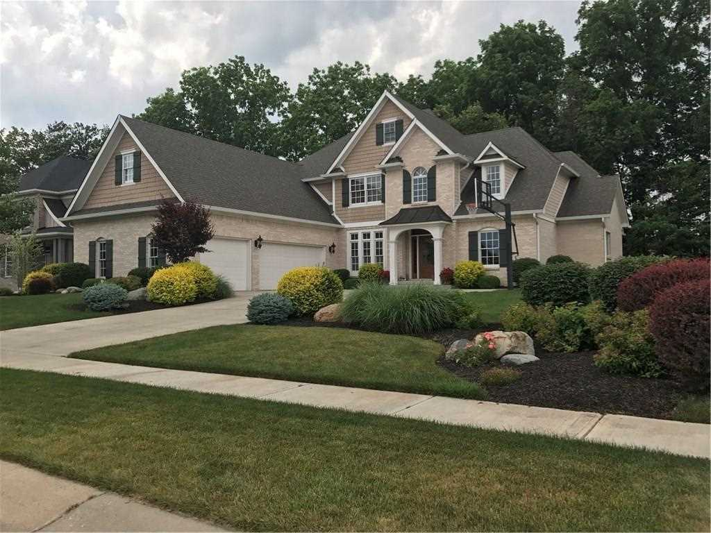 13680 Fairwood Drive Mccordsville, IN 46055 | MLS 21549308 Photo 1