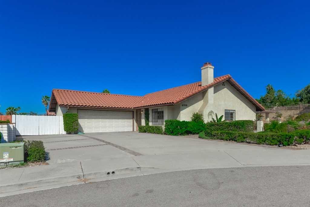 4198 rising star ct la mesa ca 91941 la mesa homes for sale ladera