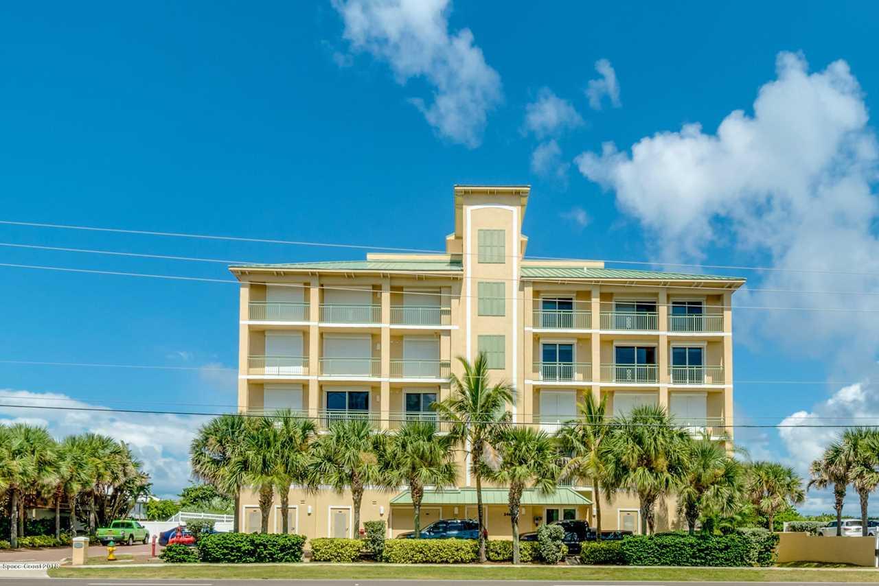 2465 S Atlantic Avenue #402 Cocoa Beach, FL 32931 | MLS 821385 Photo 1