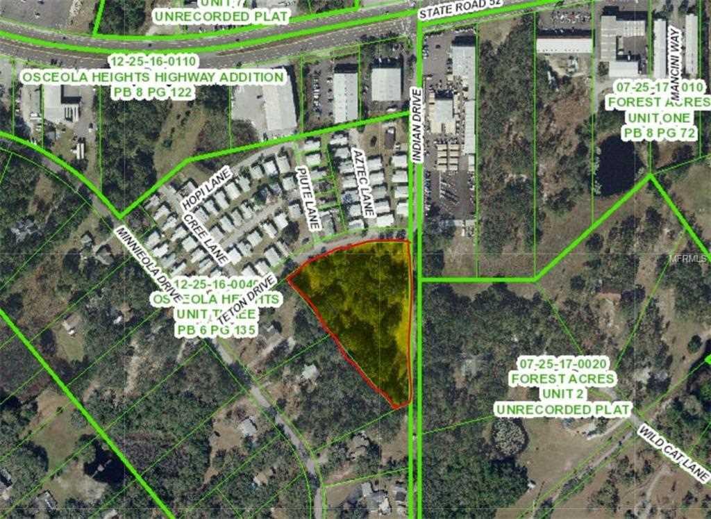 Port Richey Florida Map.0 Teton Drive New Port Richey Fl 34654 Mls U8018859