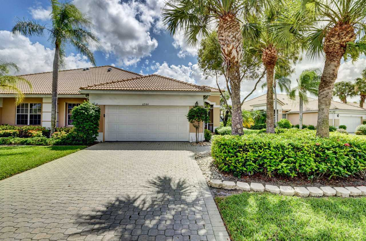 6944 Cairnwell Drive Boynton Beach, FL 33472 - MLS# RX-10468326 | BoyntonBeachRealEstate.com Photo 1