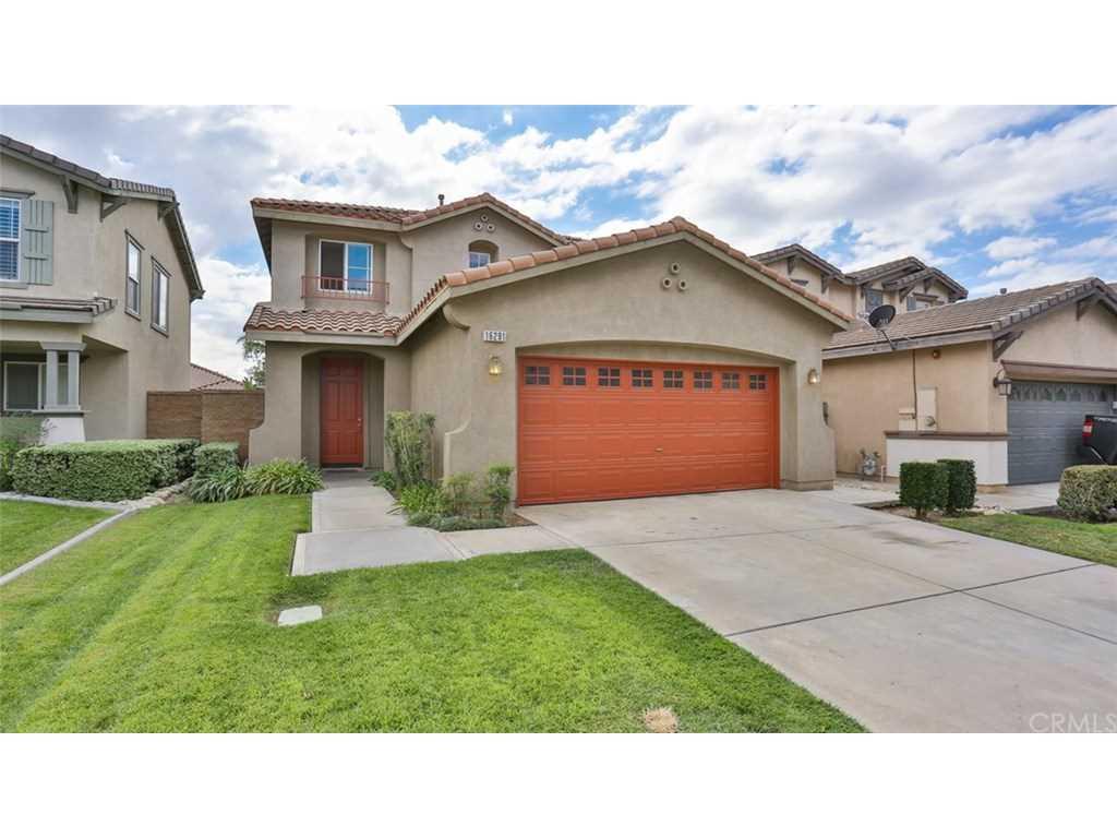 16291 Medinah Street Fontana, CA 92336 | MLS CV18240663