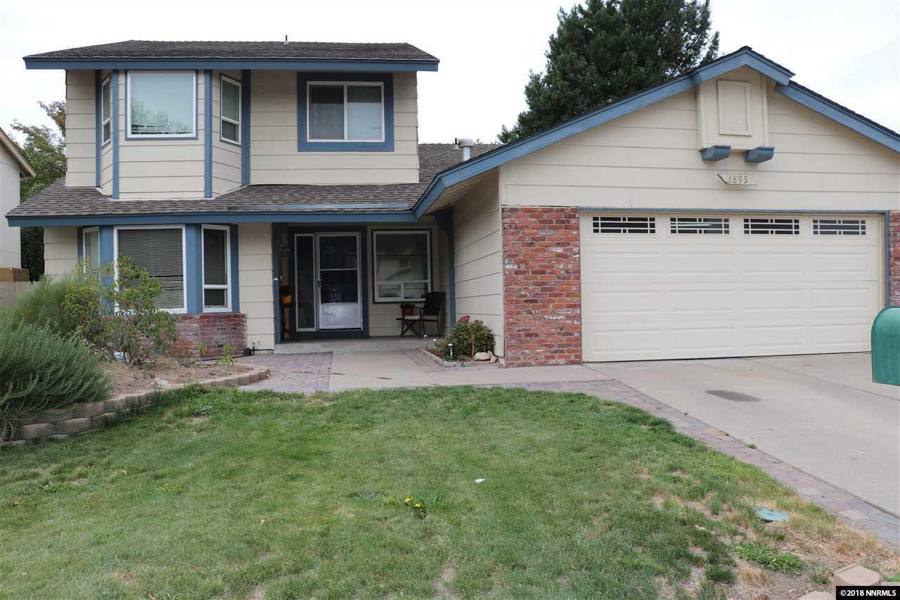 3895 Parque Verde Reno, NV 89502-5335 | MLS 180015221 Photo 1