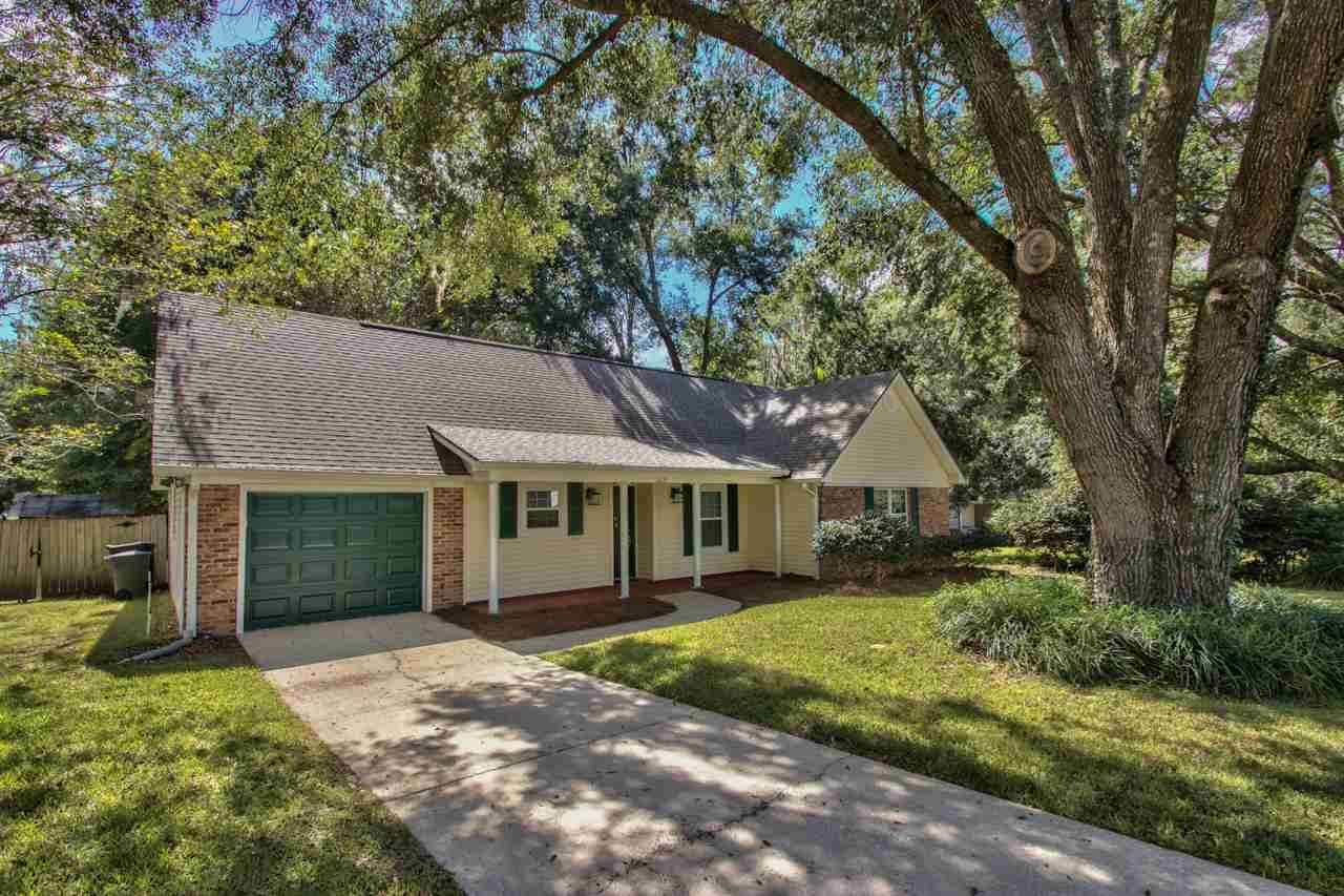 2609 Vergie Court Tallahassee, FL 32303 in Settlers Springs Photo 1