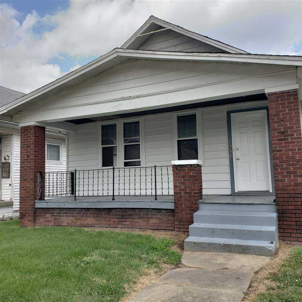 1566 S Morton Avenue Evansville, IN 47713 | MLS 201829571 Photo 1