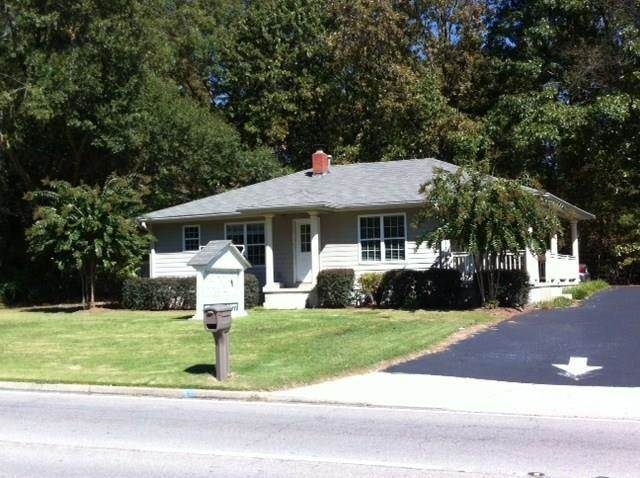 Sale Or Lease EXCELLENT LOCATION In Fast Growing NORTH HALL County.  Beautiful Stand Alone Office