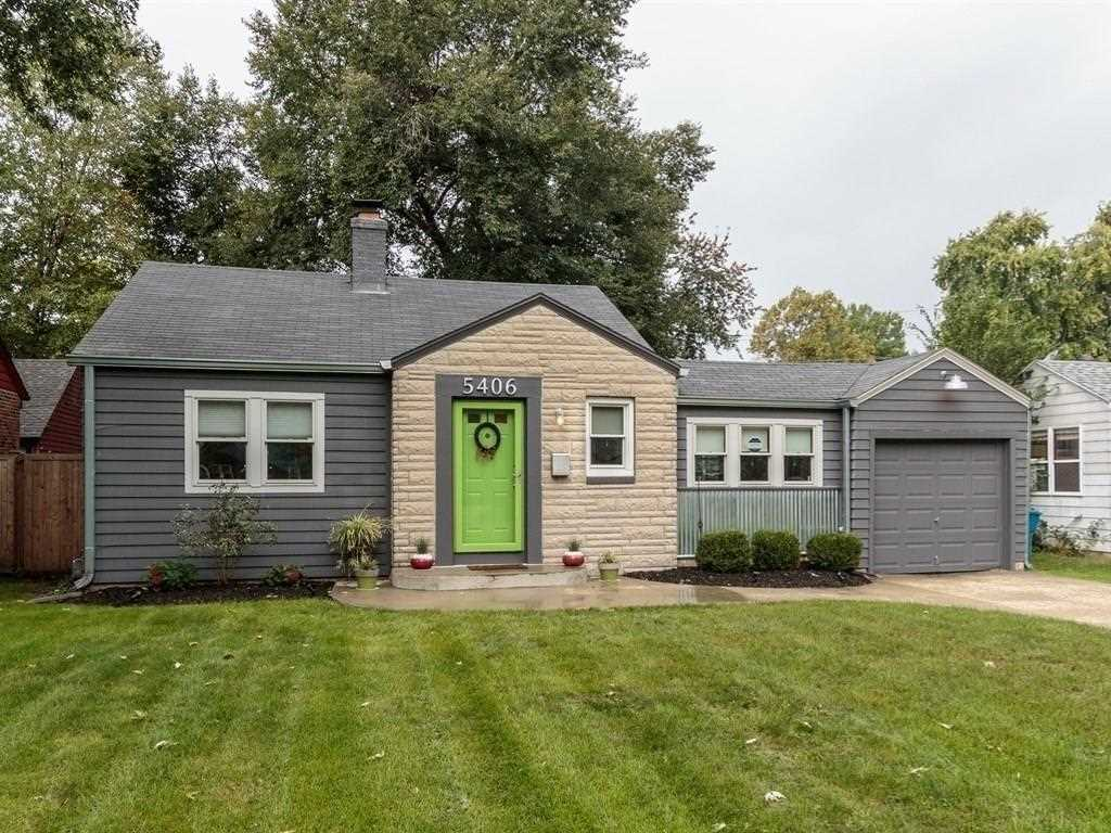 5406 Rosslyn Avenue, Indianapolis, IN 46220 | MLS #21600137 Photo 1