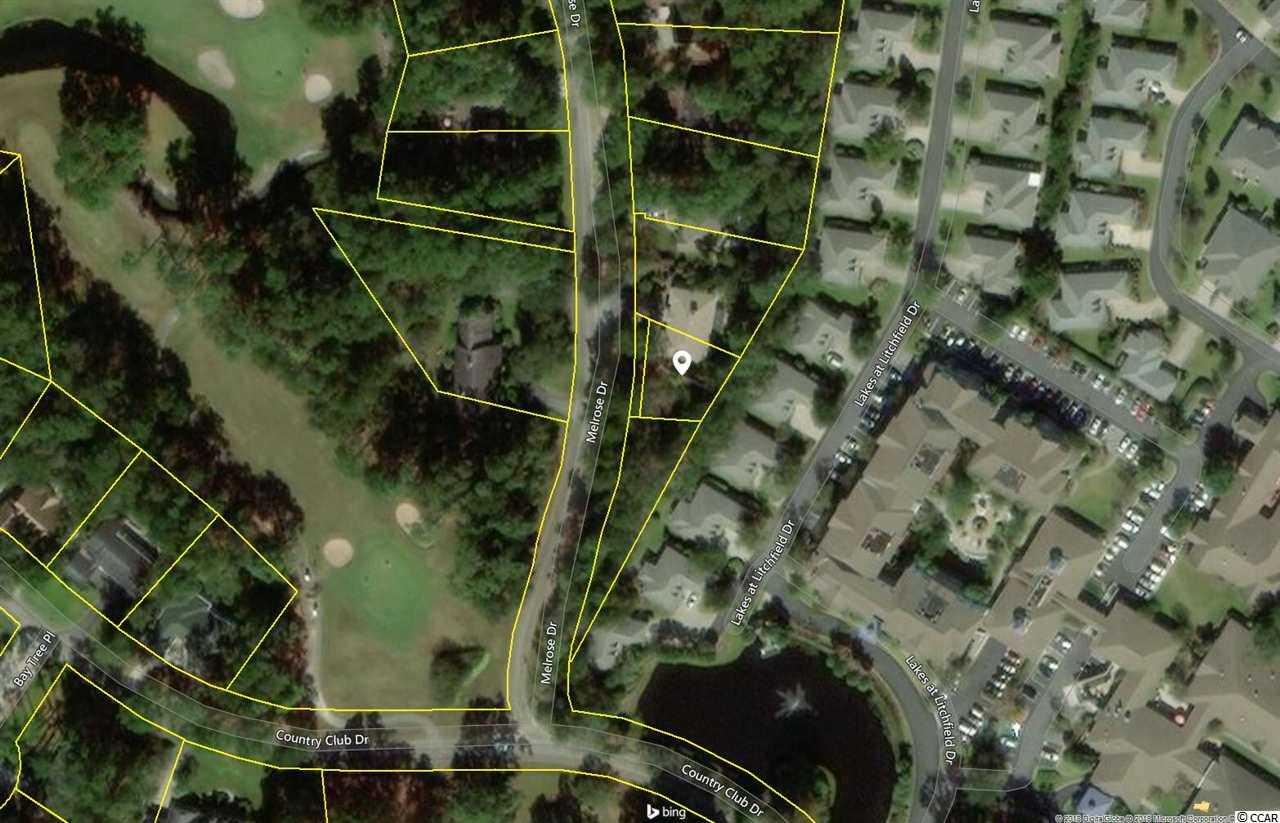 Pawleys Island Zip Code Map.Tbd Melrose Dr Pawleys Island Sc 29585 Mls 1820771