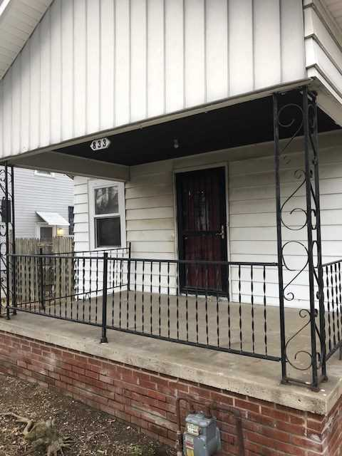 833 Taylor Avenue Evansville, IN 47713 | MLS 201810346 Photo 1