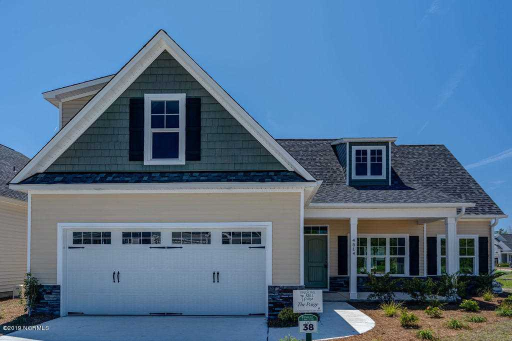 Home For Sale At 4514 Huntsman Court, Castle Hayne NC in Parsons Mill Photo 1