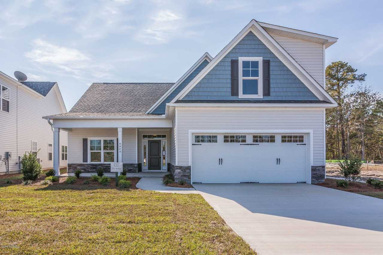 Home For Sale At 4424 Huntsman Court, Castle Hayne NC in Parsons Mill Photo 1