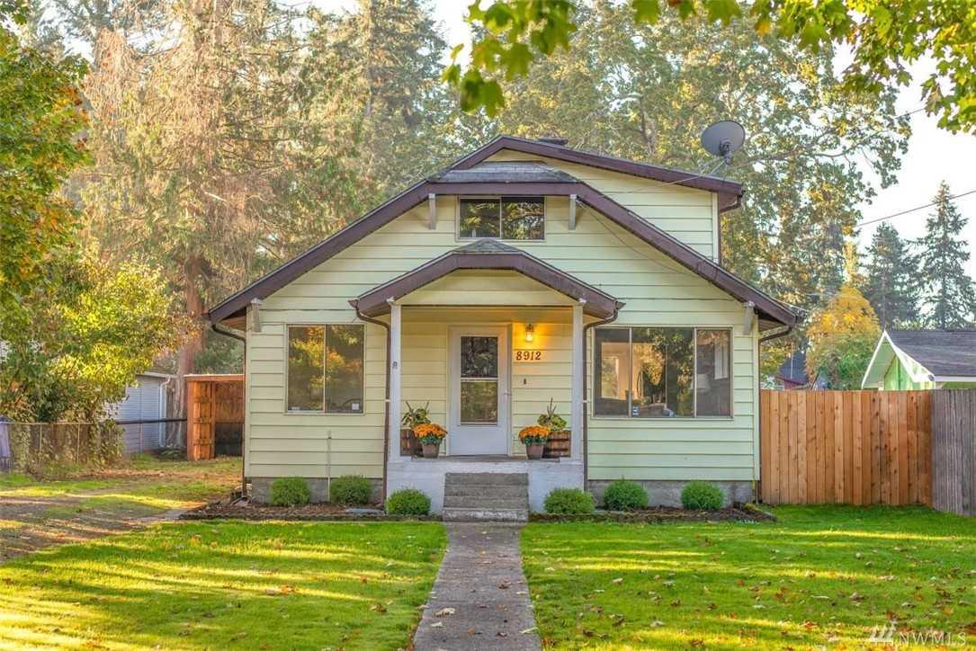 8912 Highland Ave SW Lakewood, WA 98498   MLS ® 1376583 Photo 1