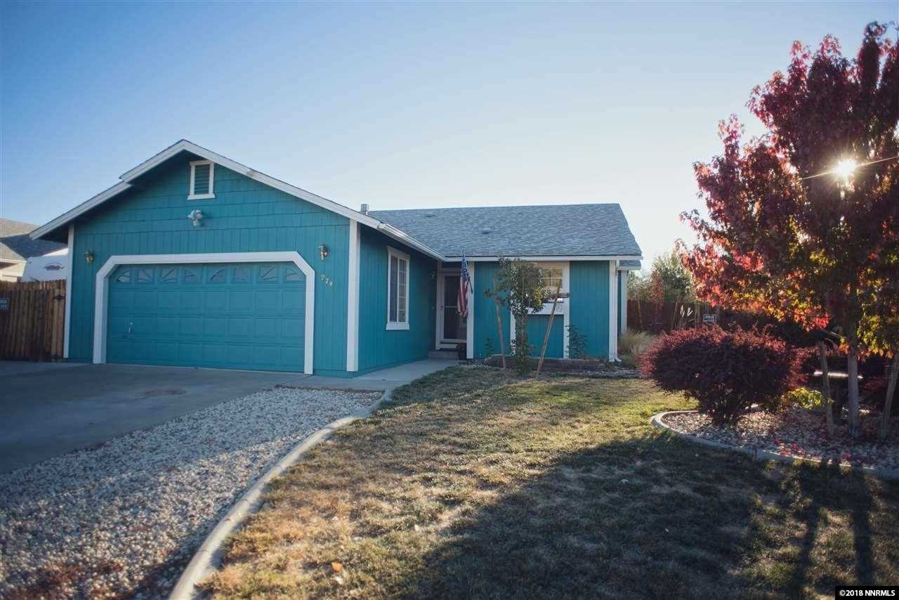 974 Yellowhammer Dr. Sparks, NV 89441-8887 | MLS 180015827 Photo 1