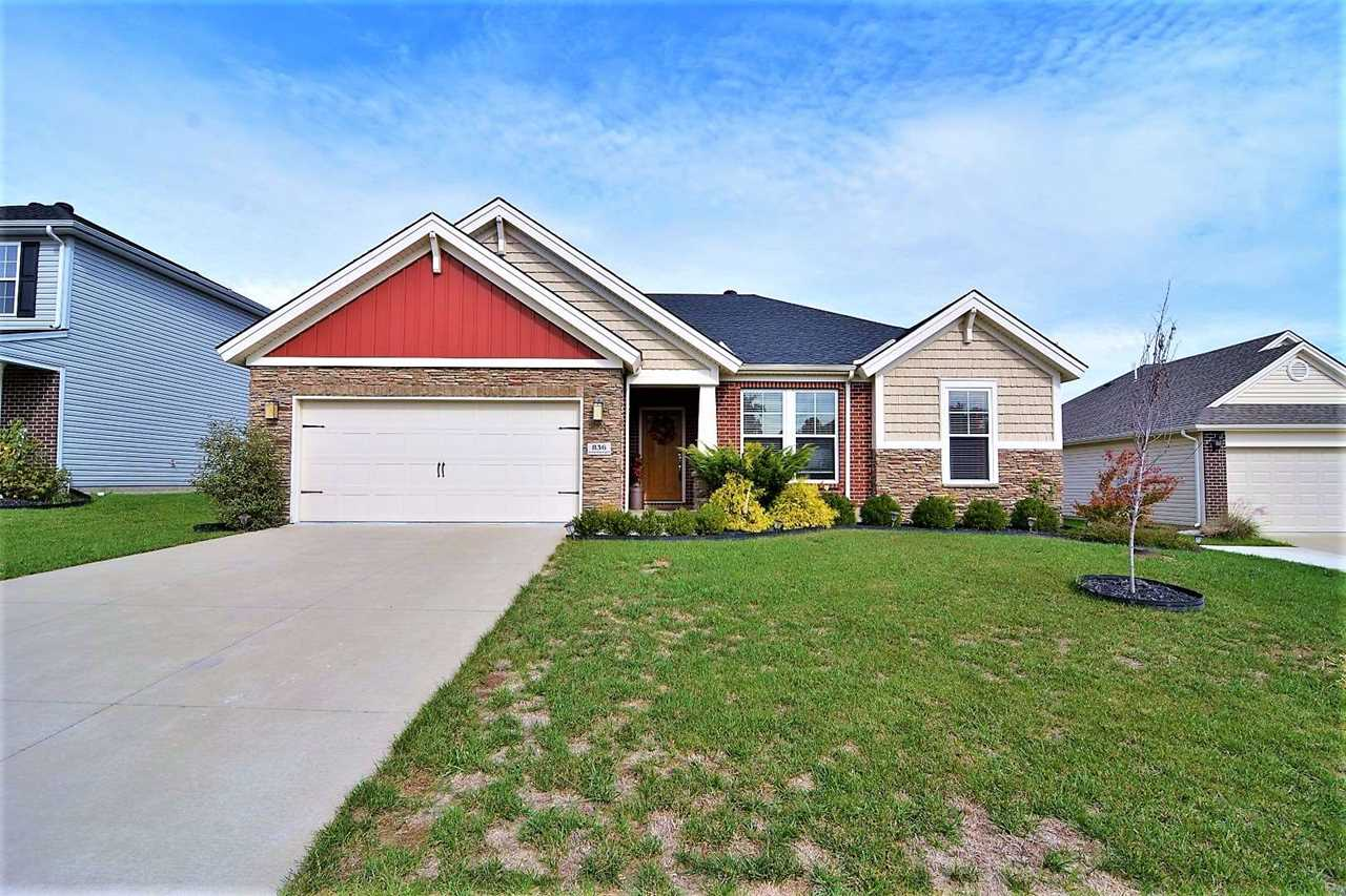 836 Groveview Court Evansville, IN 47711 | MLS 201847292 Photo 1