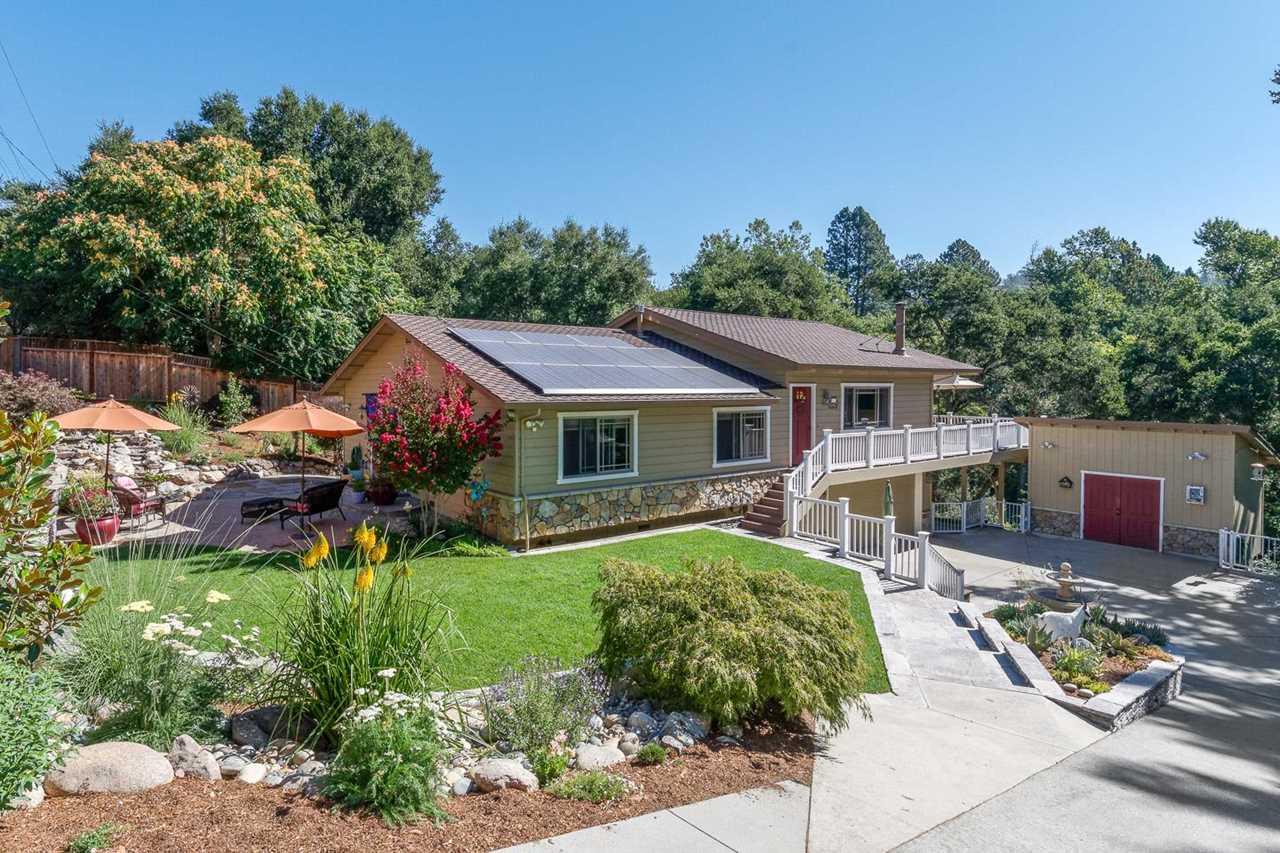 9340 Newell Creek Rd Ben Lomond Ca Homes For Sale In Ben