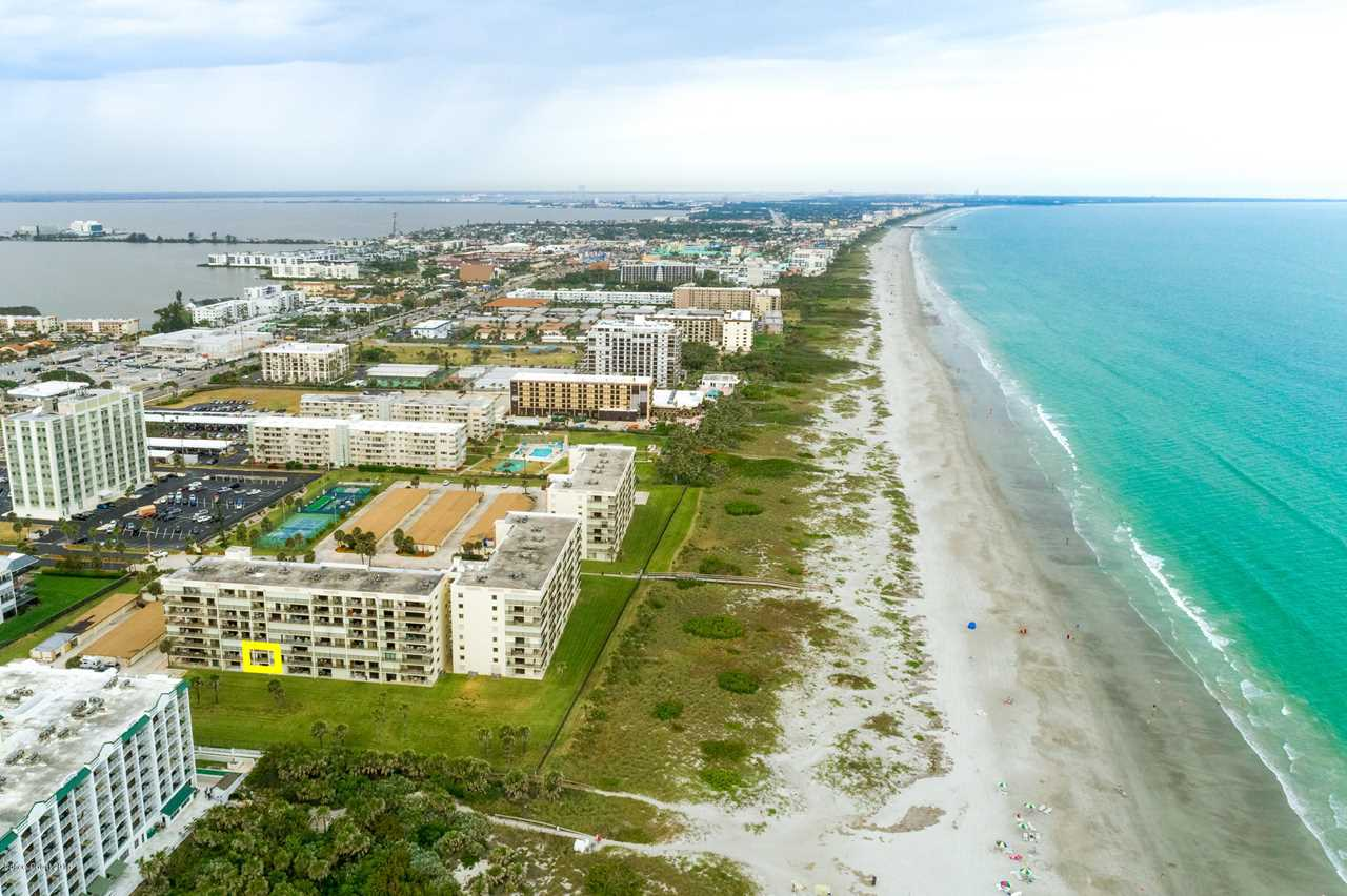 1830 N Atlantic Avenue #205 Cocoa Beach, FL 32931   MLS 828065 Photo 1