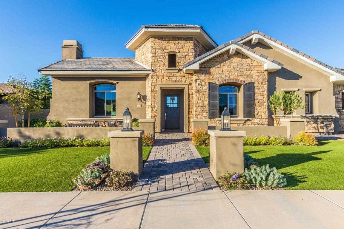 2174 E Mead Drive Gilbert, AZ 85298   MLS 5825385 Photo 1
