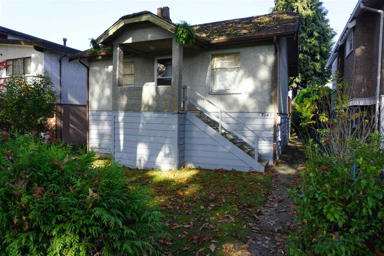 2145 E 43rd Avenue Vancouver, BC V5P 1M6 | MLS ® R2318816