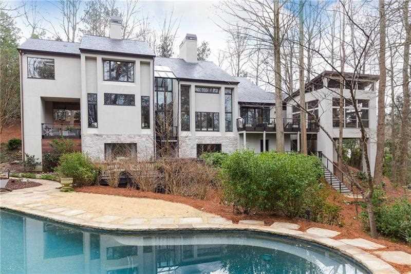 5 W Wesley Ridge, Atlanta GA 30327, MLS # 6065996 | Wesley Ridge Photo 1