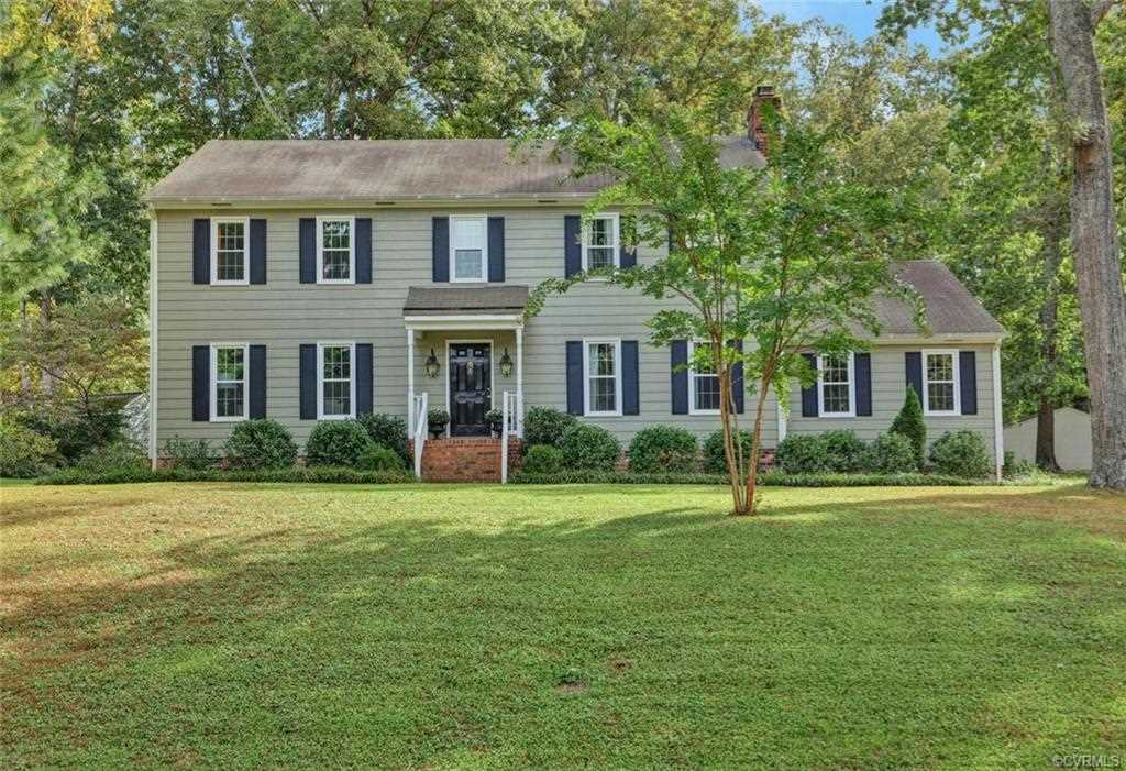Chesterfield County Property Search