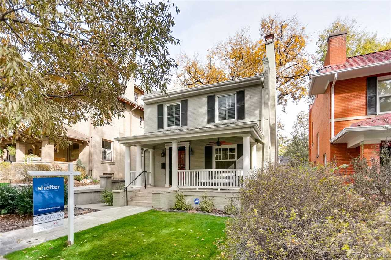 630 North Emerson Street Denver, CO 80218 | MLS 3985686 Photo 1