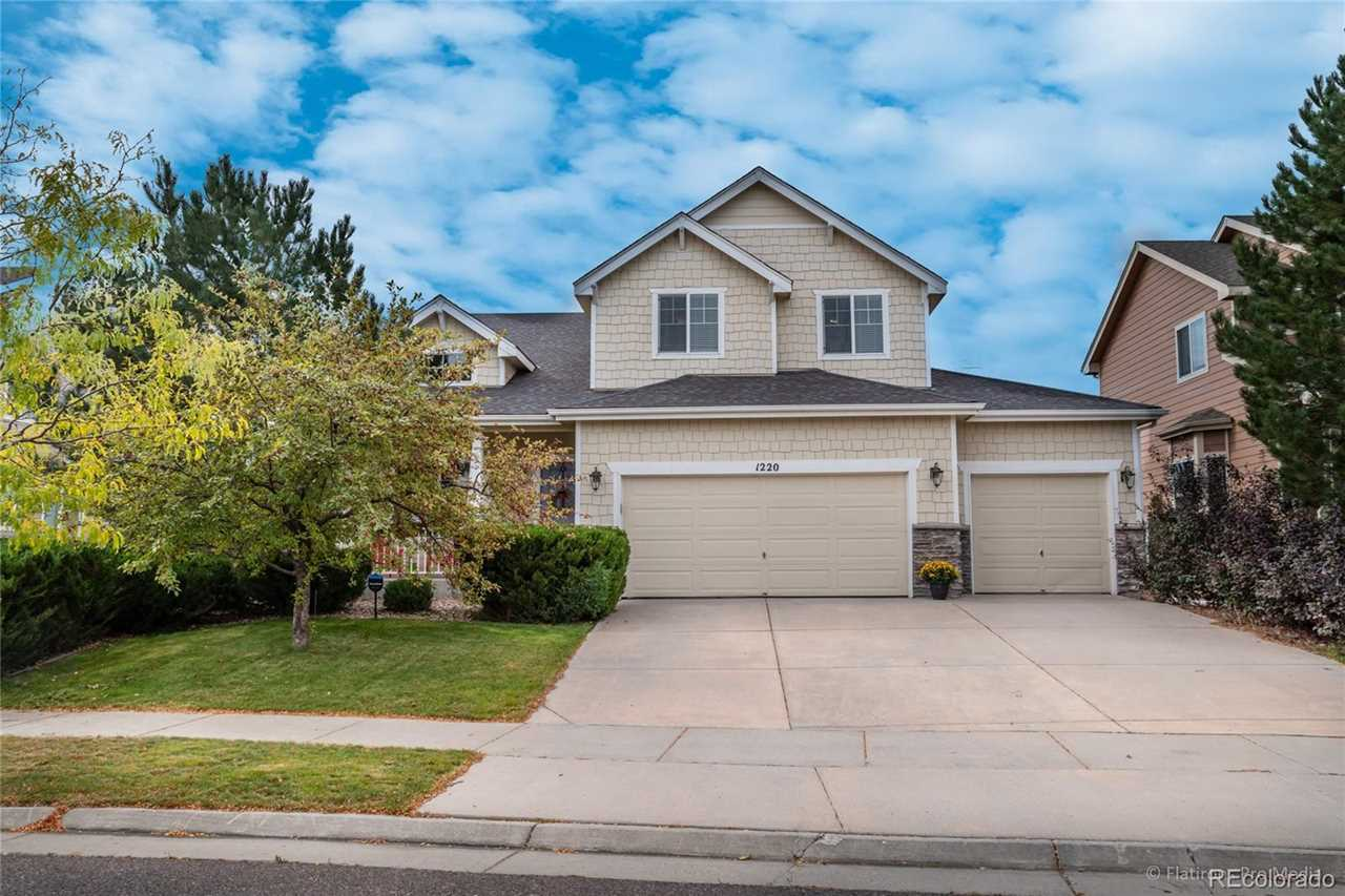 1220 Sunset Way Located In Erie Co 80516 With Mls9763317