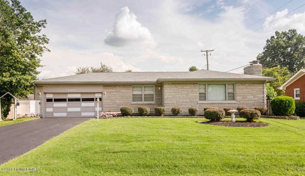 9007 Haviland Ave Louisville, KY 40220 | MLS 1513854 Photo 1