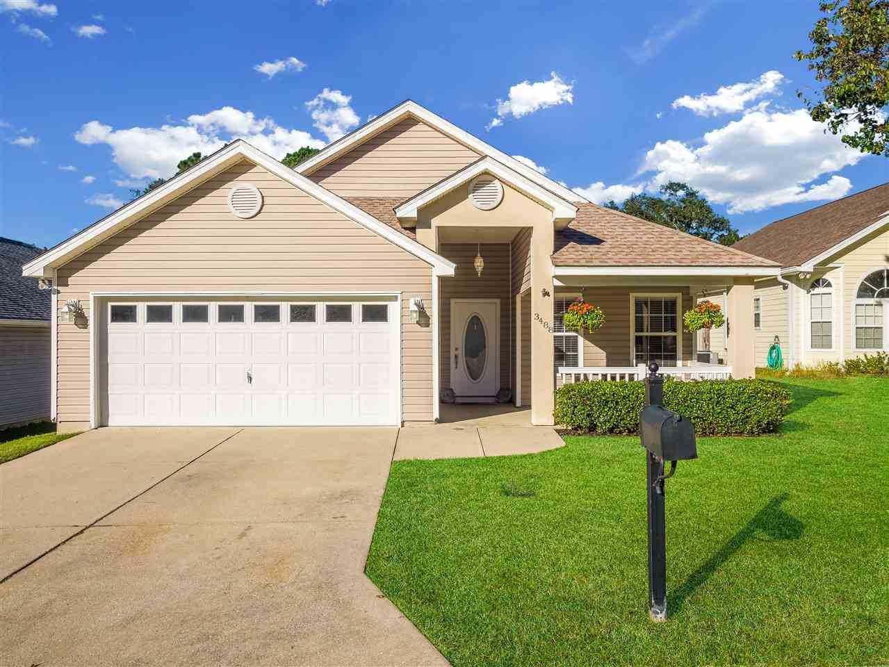 3488 Barnstaple Drive Tallahassee, FL 32317 in Weems Plantation Photo 1