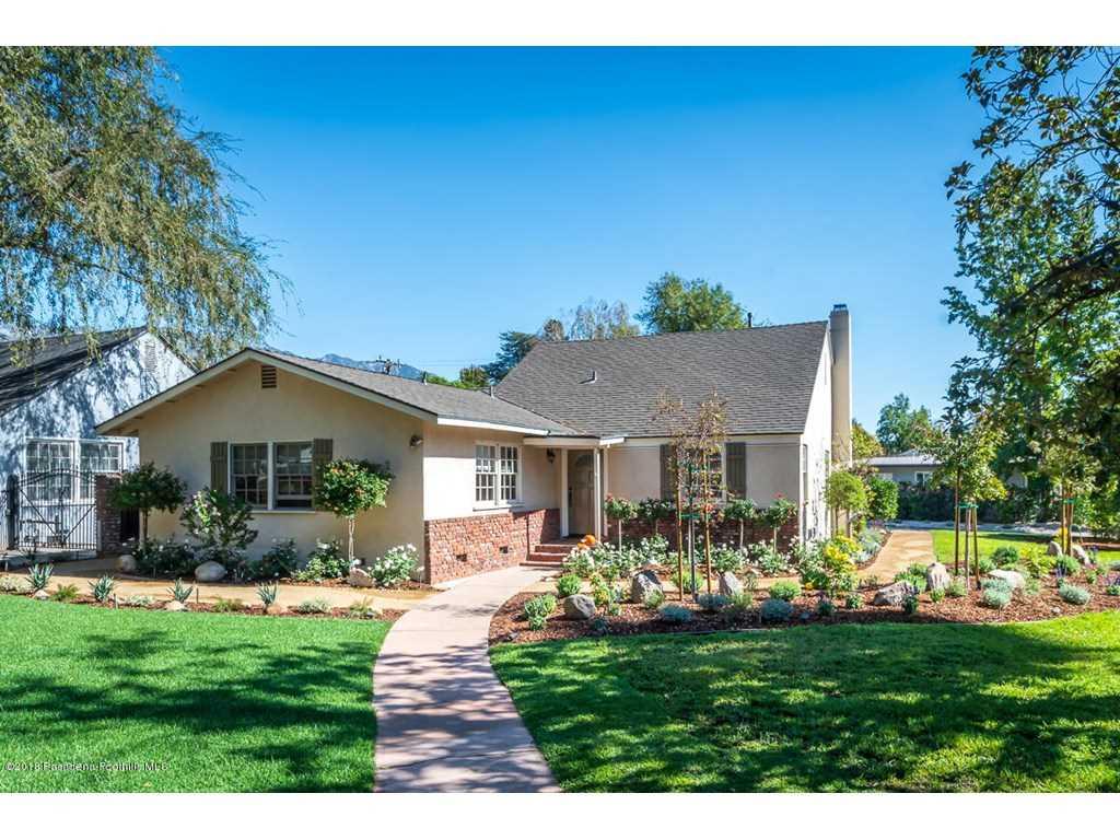 4520 Alveo Road, La Canada Flintridge, CA 91011 | MLS #818005423  Photo 1