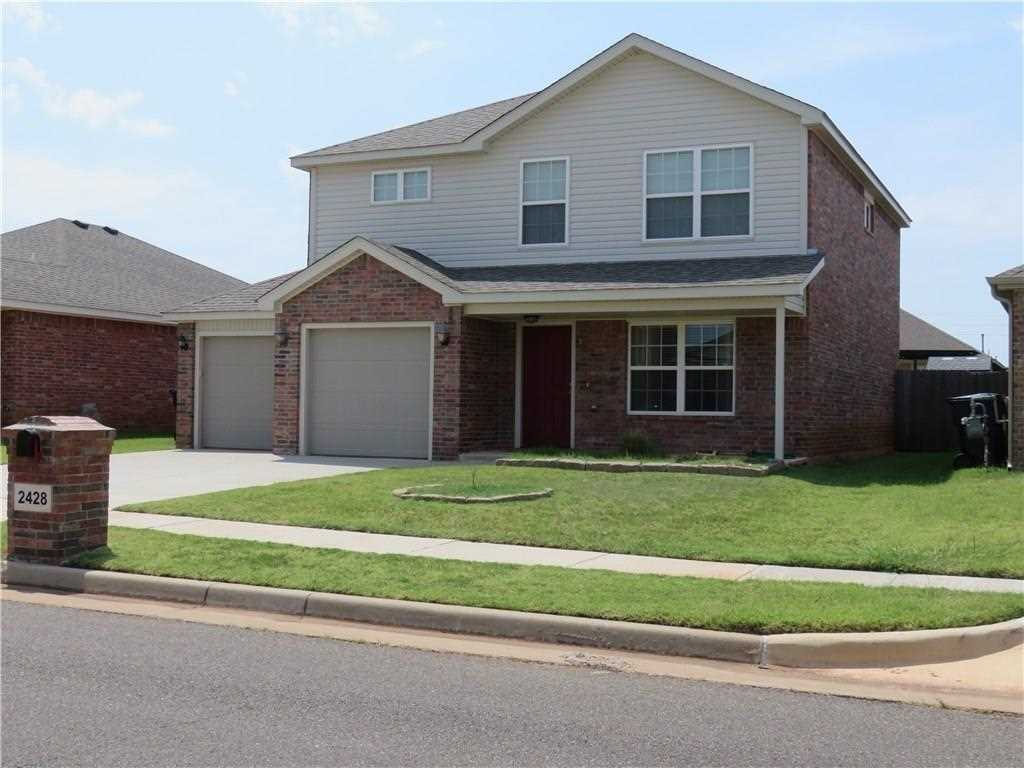 2428 NW 194th St Edmond, OK 73012 | MLS 841765 Photo 1