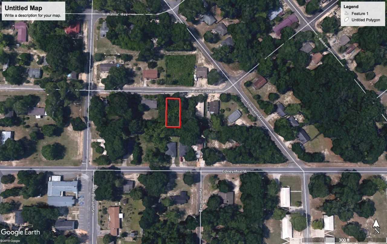 Lot 6 W Griffith Avenue Crestview, FL 32536 | MLS 796406