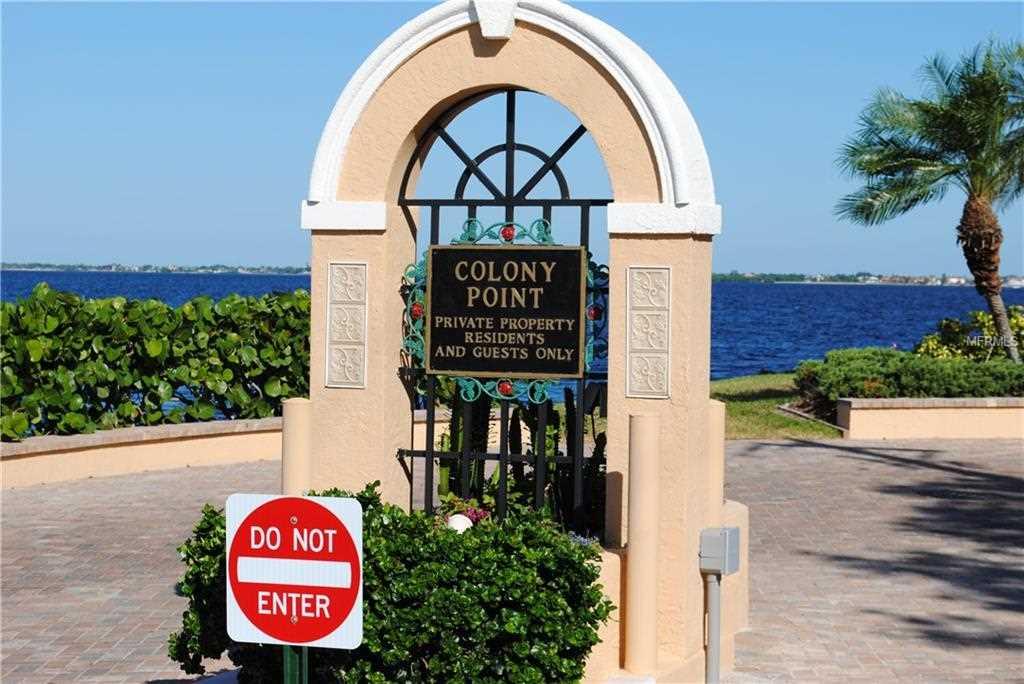 1 Colony Point Drive #5B Punta Gorda, FL 33950 | MLS C7407760 Photo 1
