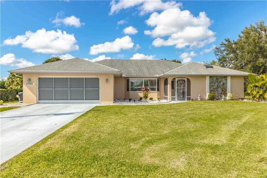 25302 Vantage Lane Punta Gorda, FL 33983 | MLS C7407822 Photo 1