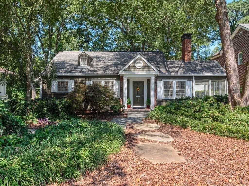824 Ponce De Leon Terrace NE, Atlanta, GA 30306 - Premier Atlanta Real Estate Photo 1