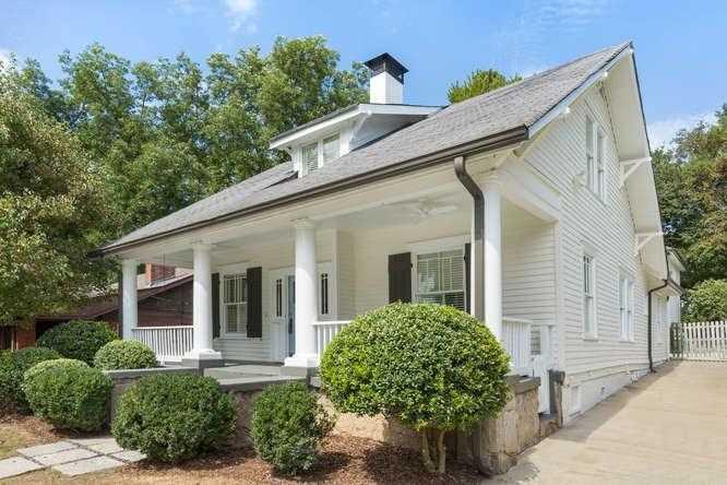 124 Peachtree Hills Ave NE, Atlanta GA 30305, MLS # 6077763 | Peachtree Hills Photo 1