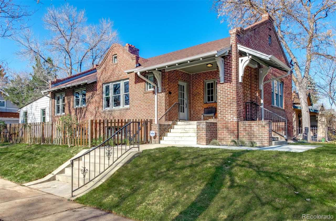3525 East 7Th Avenue Parkway Denver, CO 80206 | MLS 3692657 Photo 1