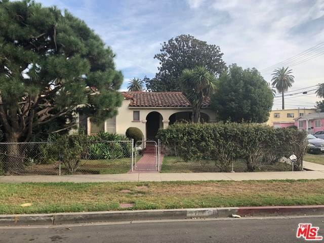 2760 S Harcourt Avenue, Los Angeles, CA 90016 | MLS #18404880  Photo 1