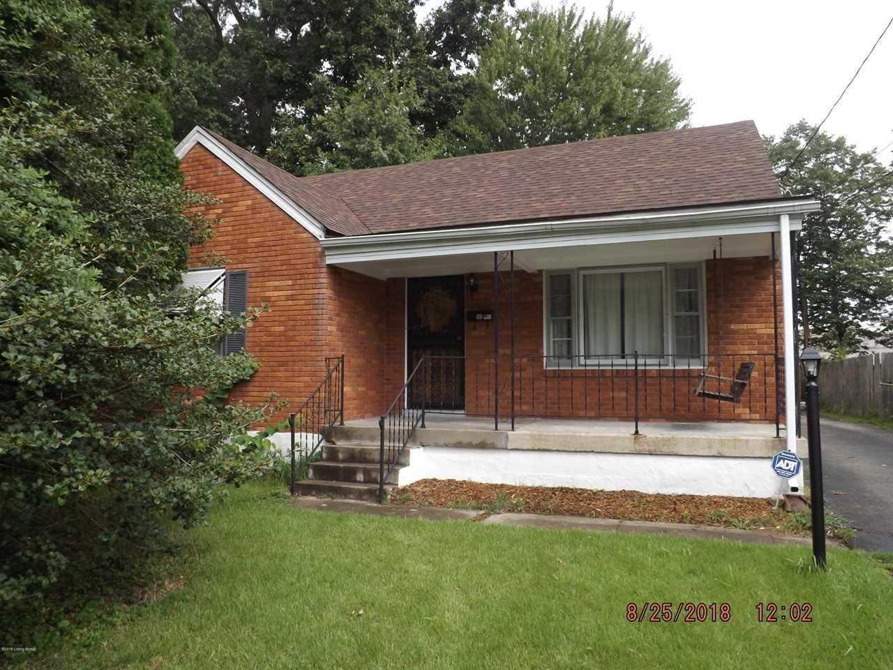4117 Norene Ln Louisville Ky 40219 1505155 Beverly Manor