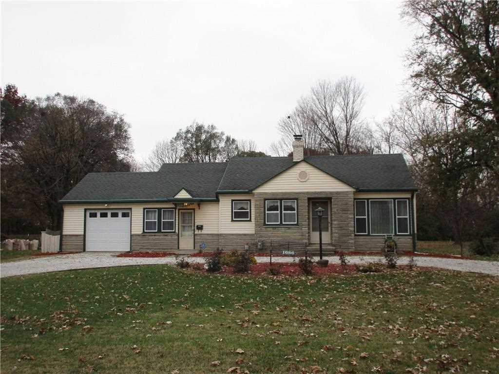 1686 N Whitcomb Avenue, Speedway, IN 46224 | MLS #21607375 Photo 1