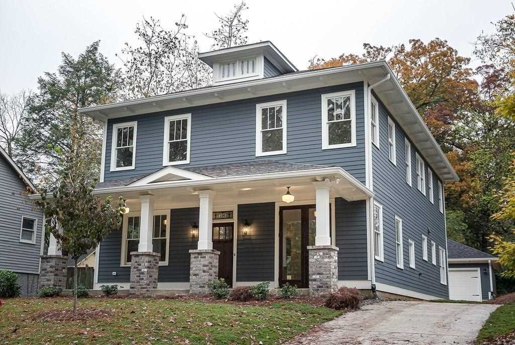 100 Daniel Ave SE is a homes for sale located in the East Lake community of Atlanta Photo 1