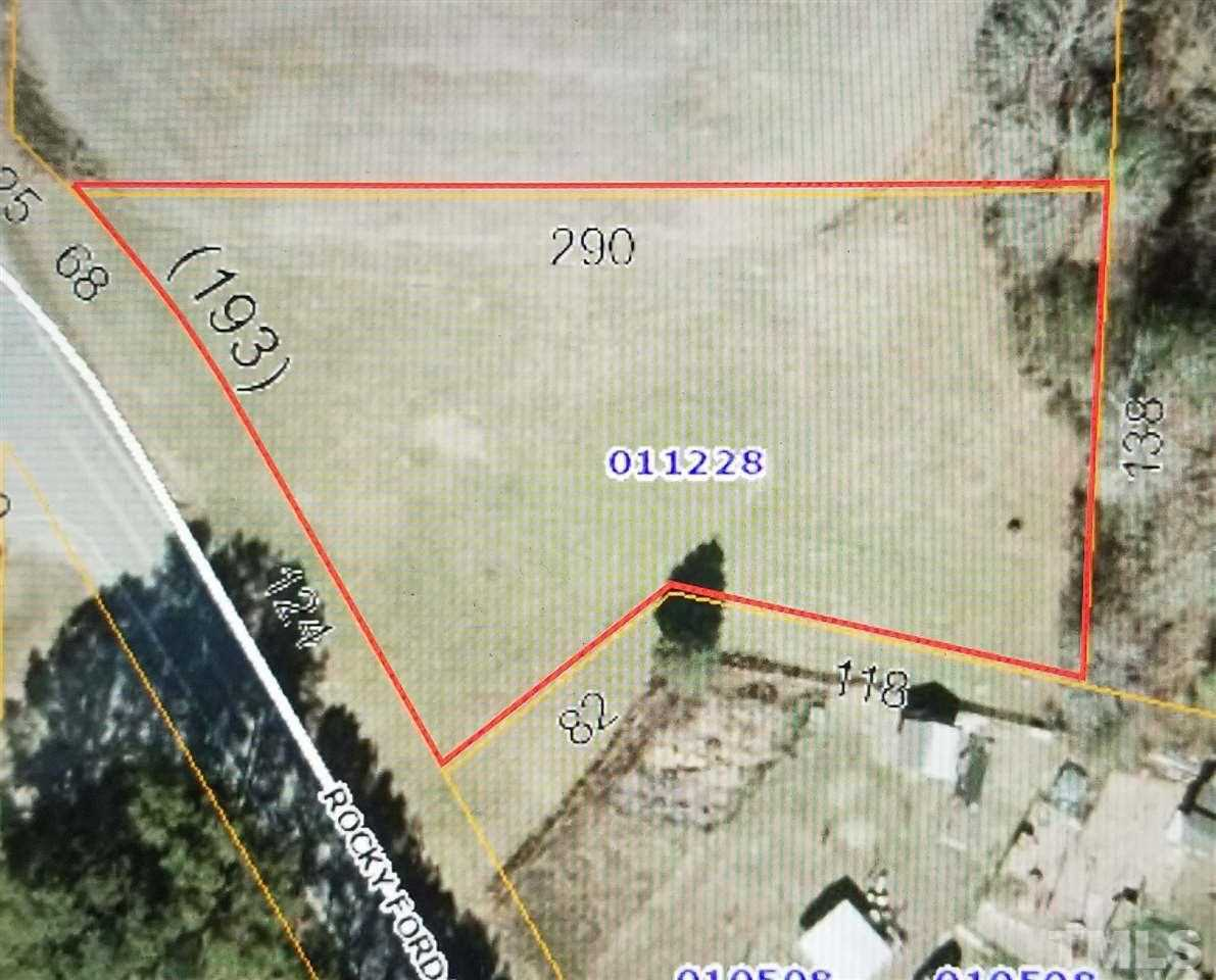 Rocky Ford Road Louisburg Nc 27544 Mls 2225212
