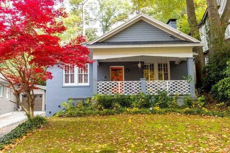 2419 Glenwood Dr NE, Atlanta GA 30305, MLS # 6102544 | Peachtree Hills Photo 1