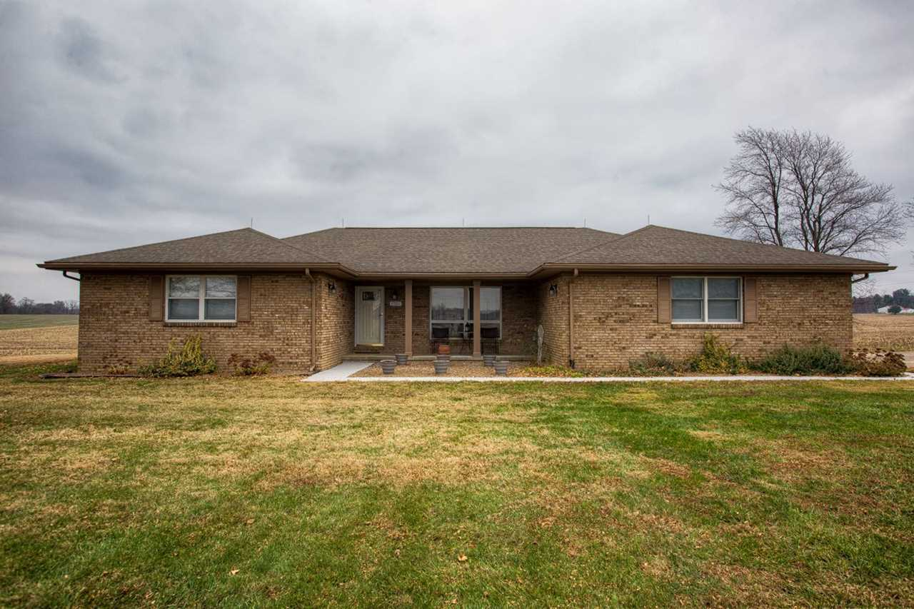 1725 S County Road 750 W Road Rockport, IN 47635 | MLS 201851489 Photo 1